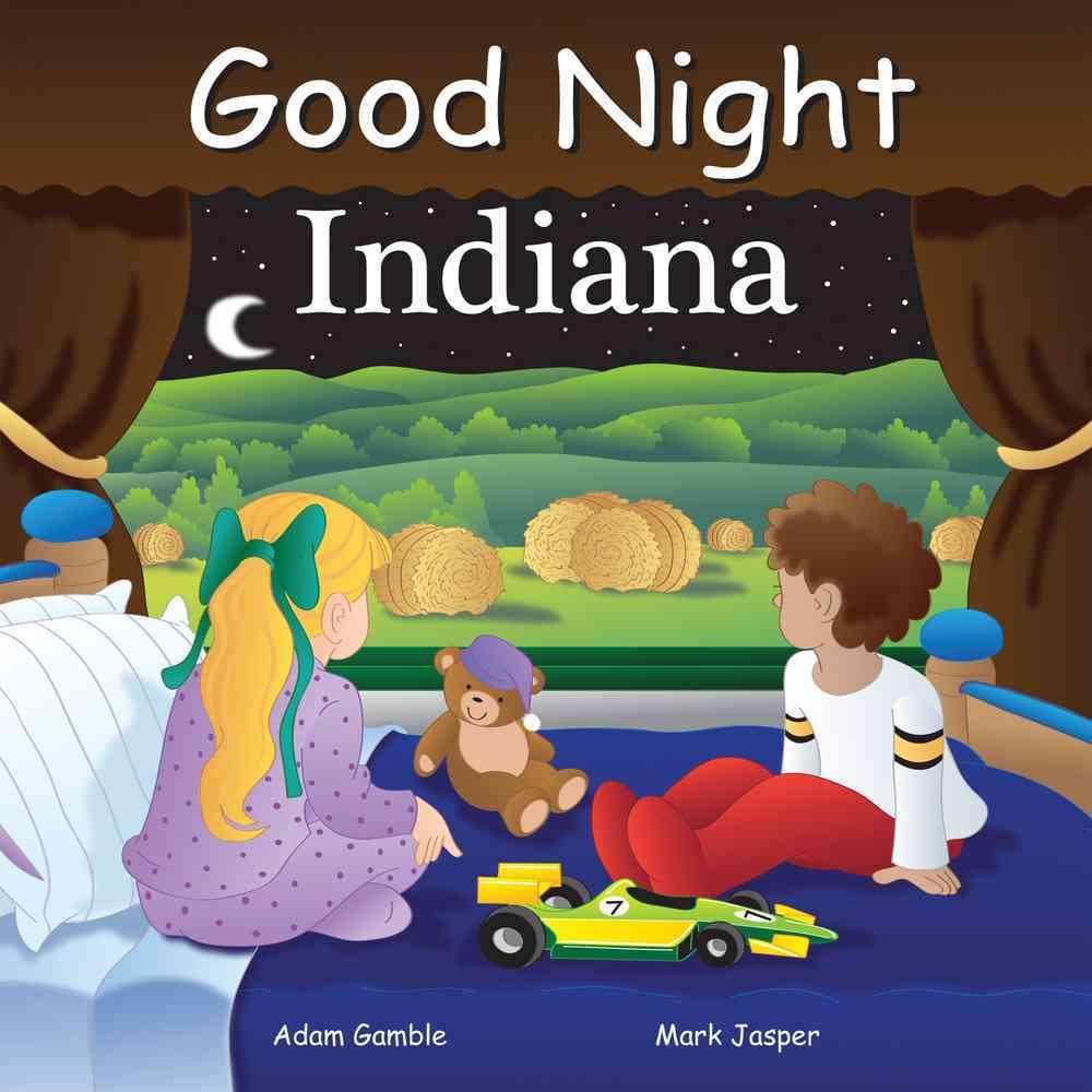 Good Night Indiana By Gamble, Adam/ Jasper, Mark